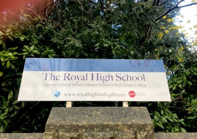 The Royal High School, Bath1